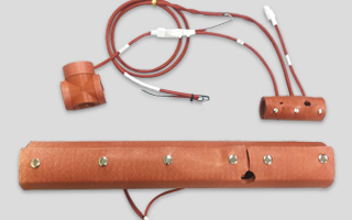 Silicone Rubber Heater Jacket